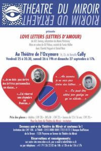 Spectacle Love letters
