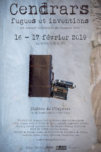 Cendrars, fugues et inventions