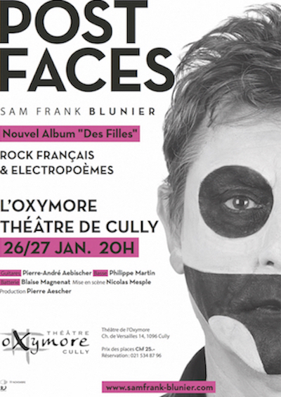 « Des Filles » / SPECTACLE POST FACES