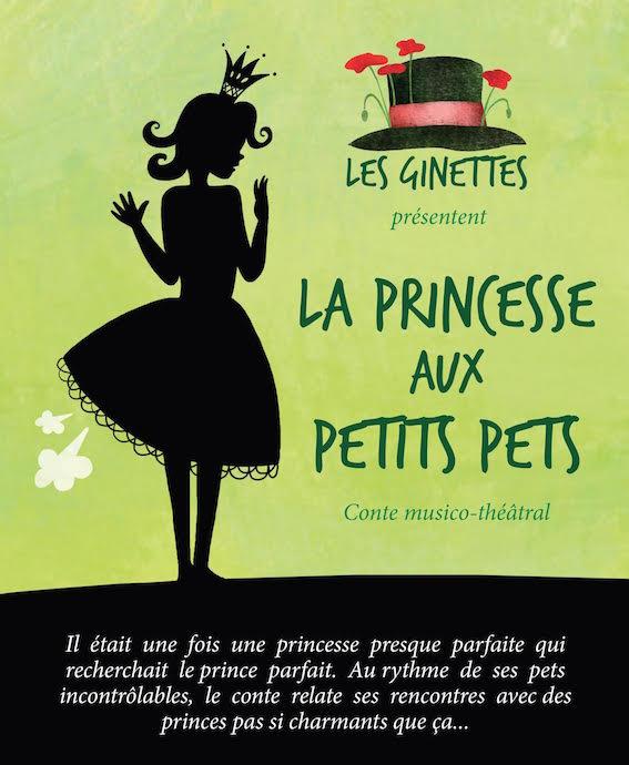 La Princesse aux petits Pets