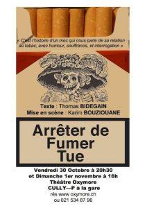 Arrêter de Fumer Tue
