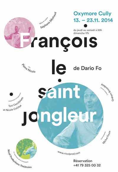 François le Saint Jongleur