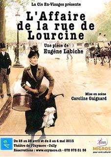 L'Affaire de la Rue Lourcine